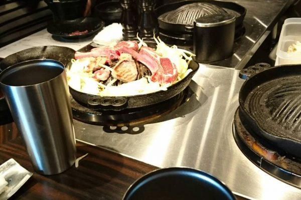ラム肉なのに生臭くない!高崎のジンギスカンいし田にいってきた。