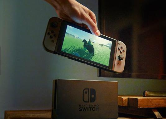 任天堂が新ゲーム機「Nintendo Switch」を発表