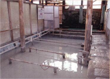 混浴で泥風呂に入れる明礬温泉「別府温泉保養ランド」について