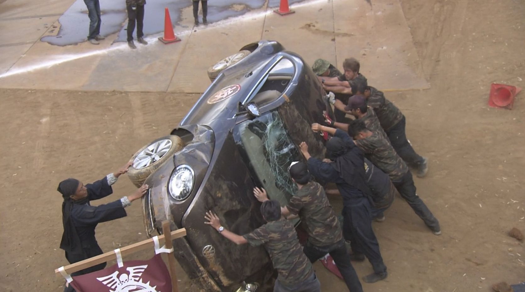 Amazonオリジナルの「戦闘車」を見たら車勿体無さ過ぎたwwww